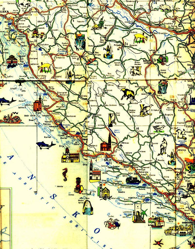 Mes trips des année sixties dans l'Ex-Yougoslavie