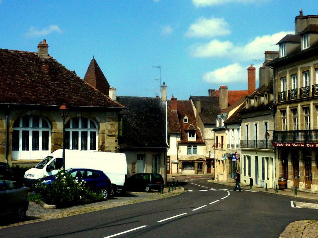 Autun en Bourgogne