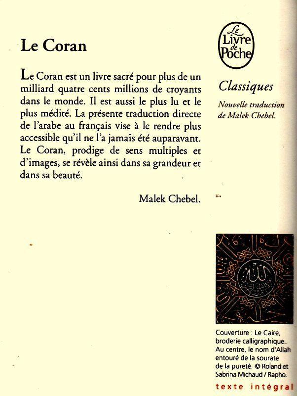 Biographie de MAHOMET