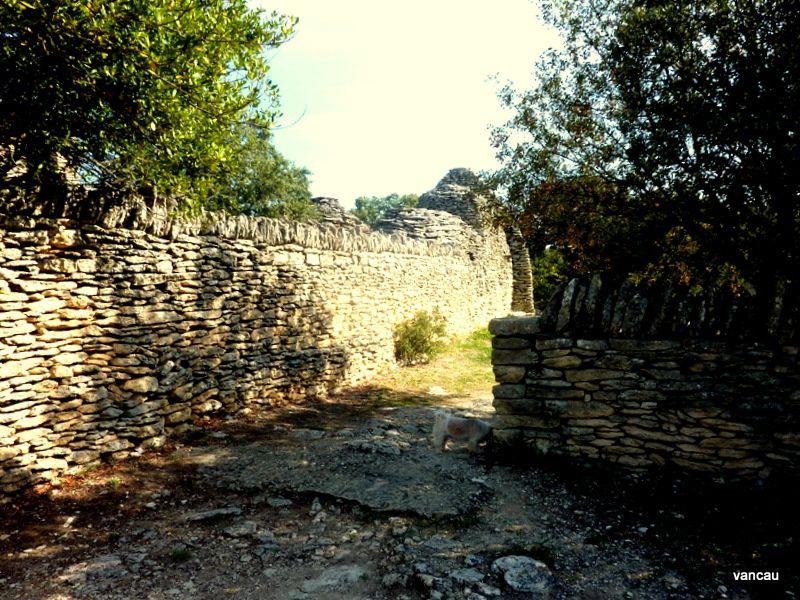 Le Village des Bories. Notre visite d'octobre 2015