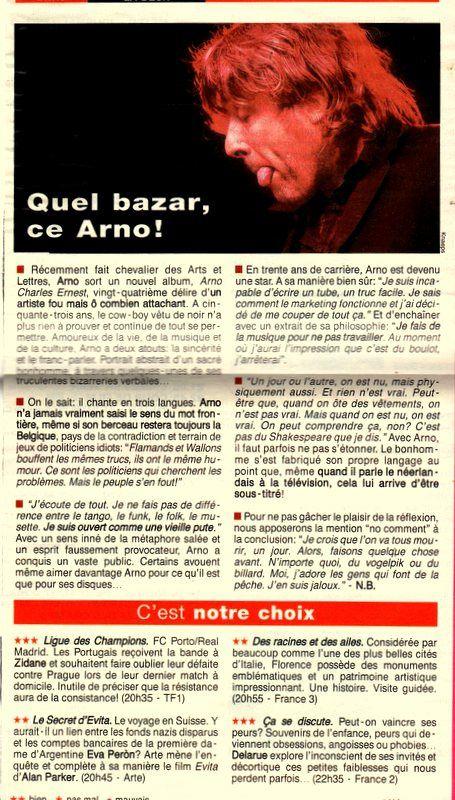 Ma Bio 269 - Février 2002