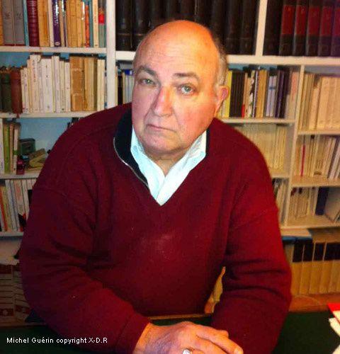 Michel Guerin Philosophe français