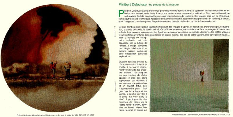 Bio 287 - Août 2003-Inauguration Portes ouvertes à Moircy et à Rossignol