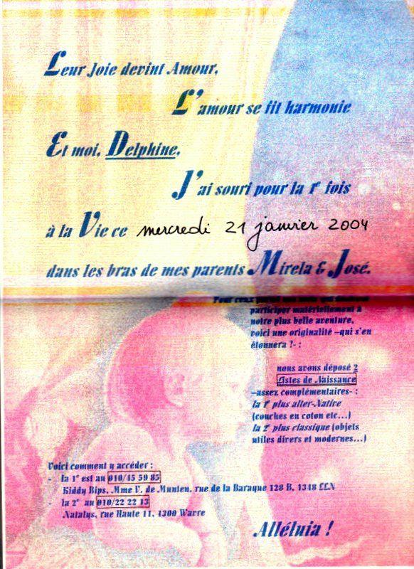 Bio 292 - Janvier 2004