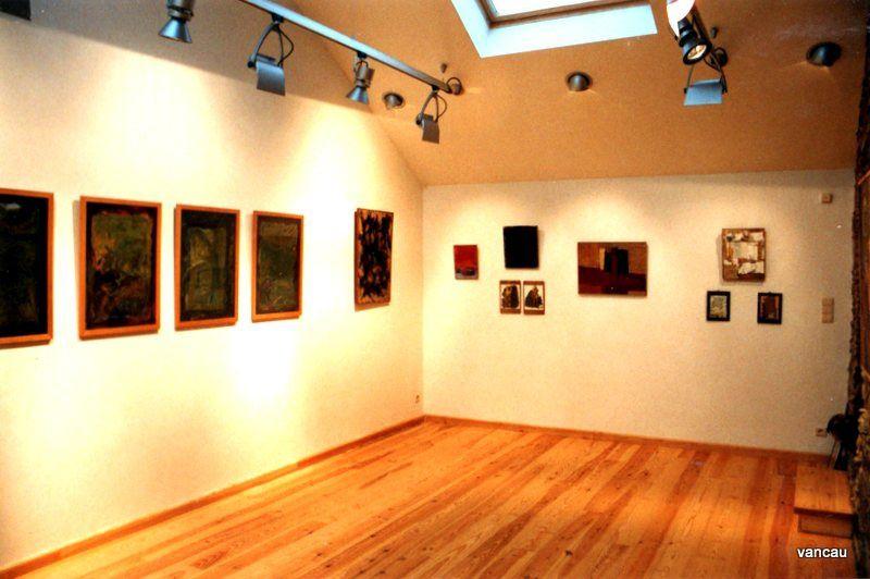 Bio 301 - Octobre 2004. La Galerie est terminée