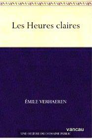 Emile Verhaeren, grand poète belge 1855 - 1916