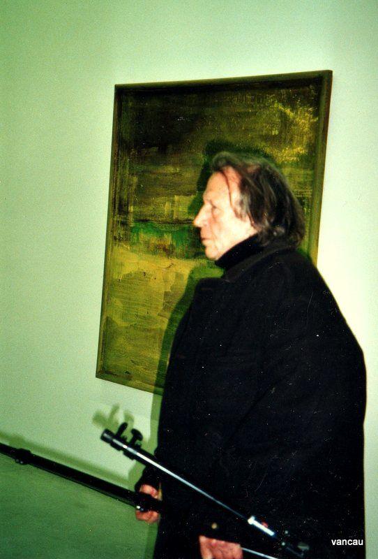 Bio 305 - Février 2005. Première réunion officielle de la Fondation Vancau