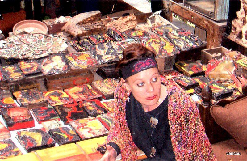 Bio 310 - Juillet 2005 - Fondation : Première Exposition de la Fondation Vancau - Portes ouvertes
