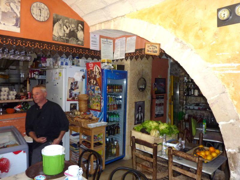 Oppède-le-vieux, un petit village en Luberon