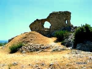 MERINDOL en Vaucluse- Le Massacre des Vaudois