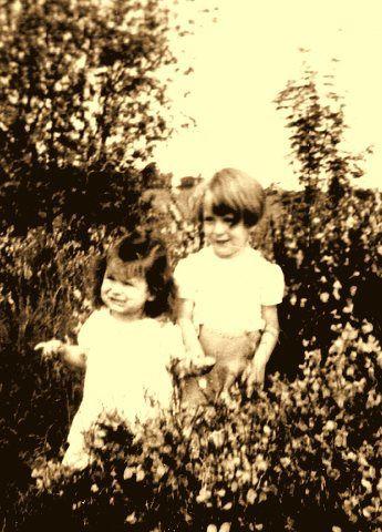 Ma Biographie 15 - Juin 1945. Départ de ma soeur. Retour de mon père