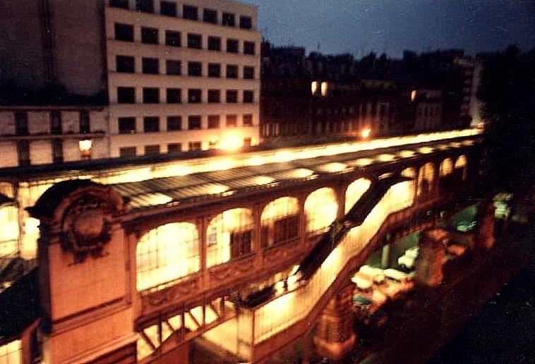 Ma bio 189-Automne 1981-A Paris chez Jean Clareboudt