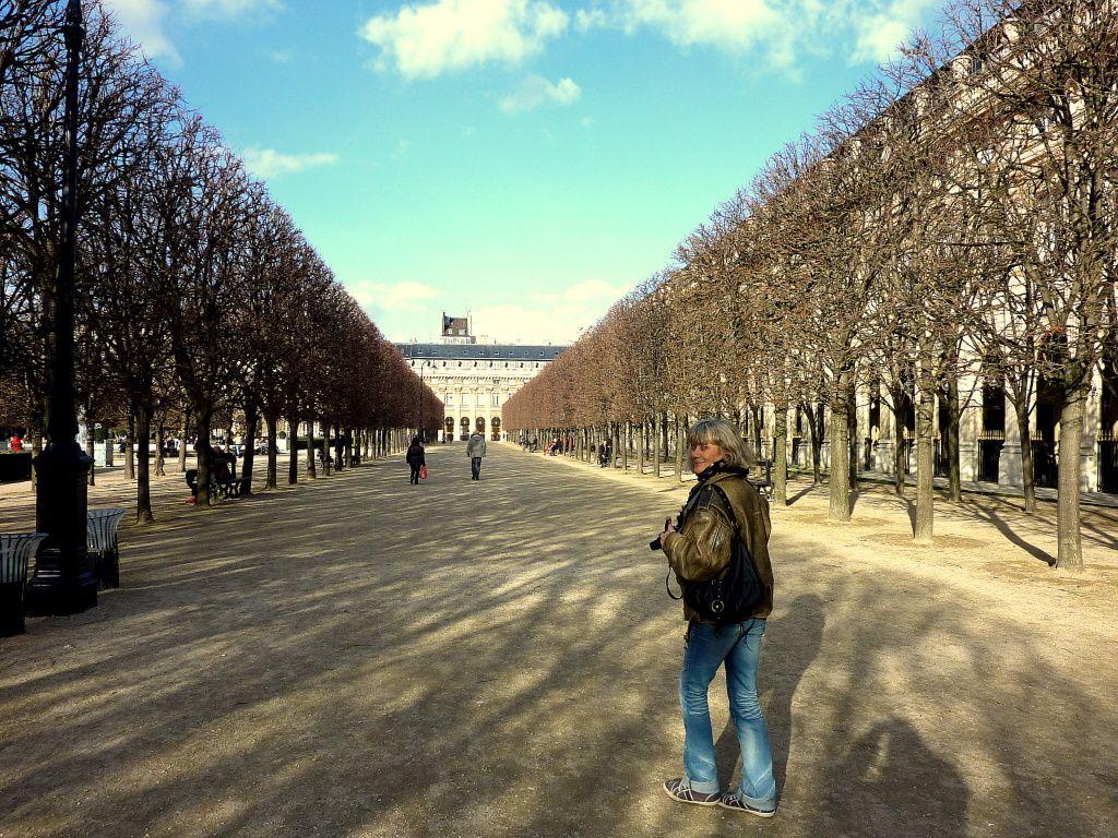 Ma Bio 326  2011- Paris en Février. Courrier avec Françoise Lefèvre -Tournage de L'Homme de Boue avec Hugo Horiot