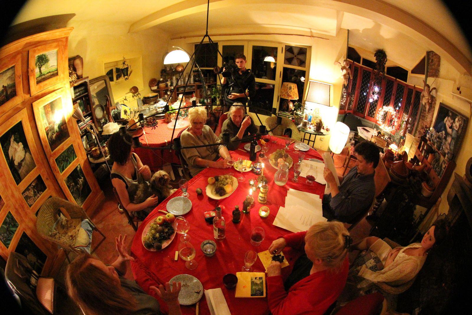 Ma BIO 328- Année 2012-Trois permiers Trimestres. Homme de Boue, 2e et 3e tournages