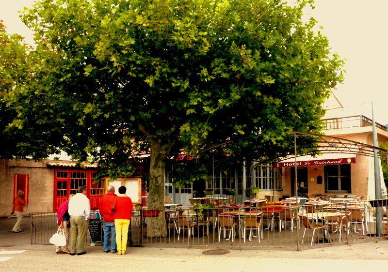 SAINTE COLOMBE et LE GOINTRAN (Route du Mont Ventoux)