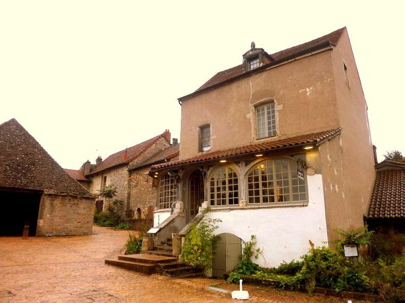 Village de BRANCION (BOURGOGNE)