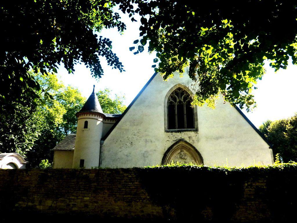 Le Parc BUFFON à MONTBARD, L'Eglise Ste Ursus, Le Cabinet de travail de Buffon