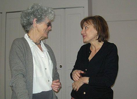 HUBERT NYSSEN - ACTES SUD- Françoise NYSSEN, Ministre de la Culture