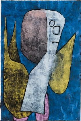 Paul Klee : Pauvre ange (1939)