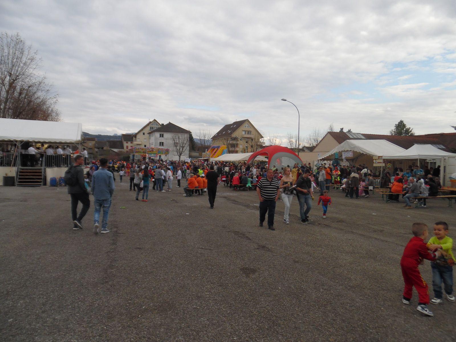 Carnaval 2015 à Belley