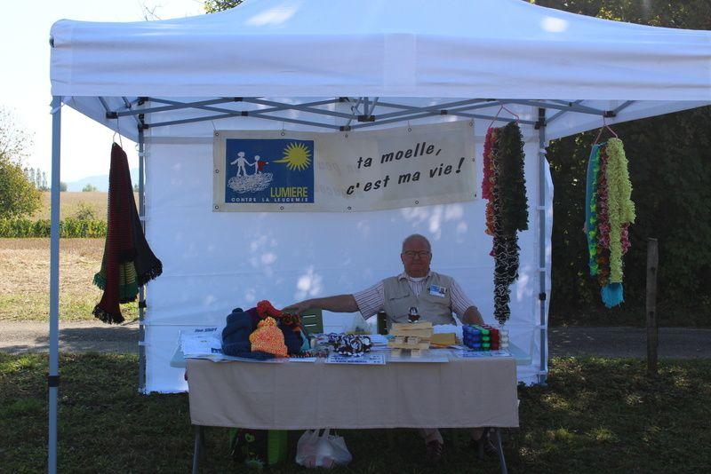 """L'association """"Lumière contre la leucémie"""""""