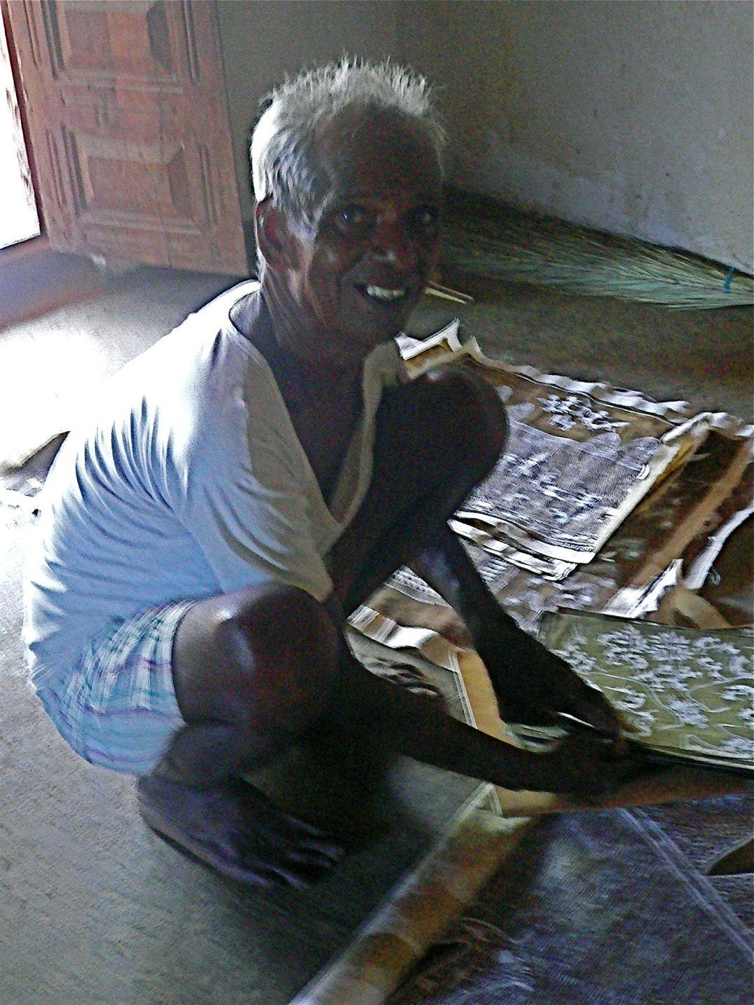 Jivya Soma Mashe, fondateur du movement contemporain