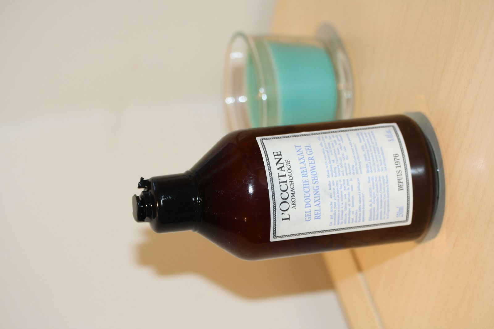 Gel douche relaxant Occitane