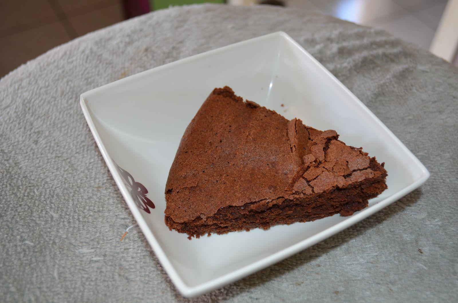 G teau au chocolat sans beurre les recettes d 39 asth nie - Gateau chocolat avec huile sans beurre ...