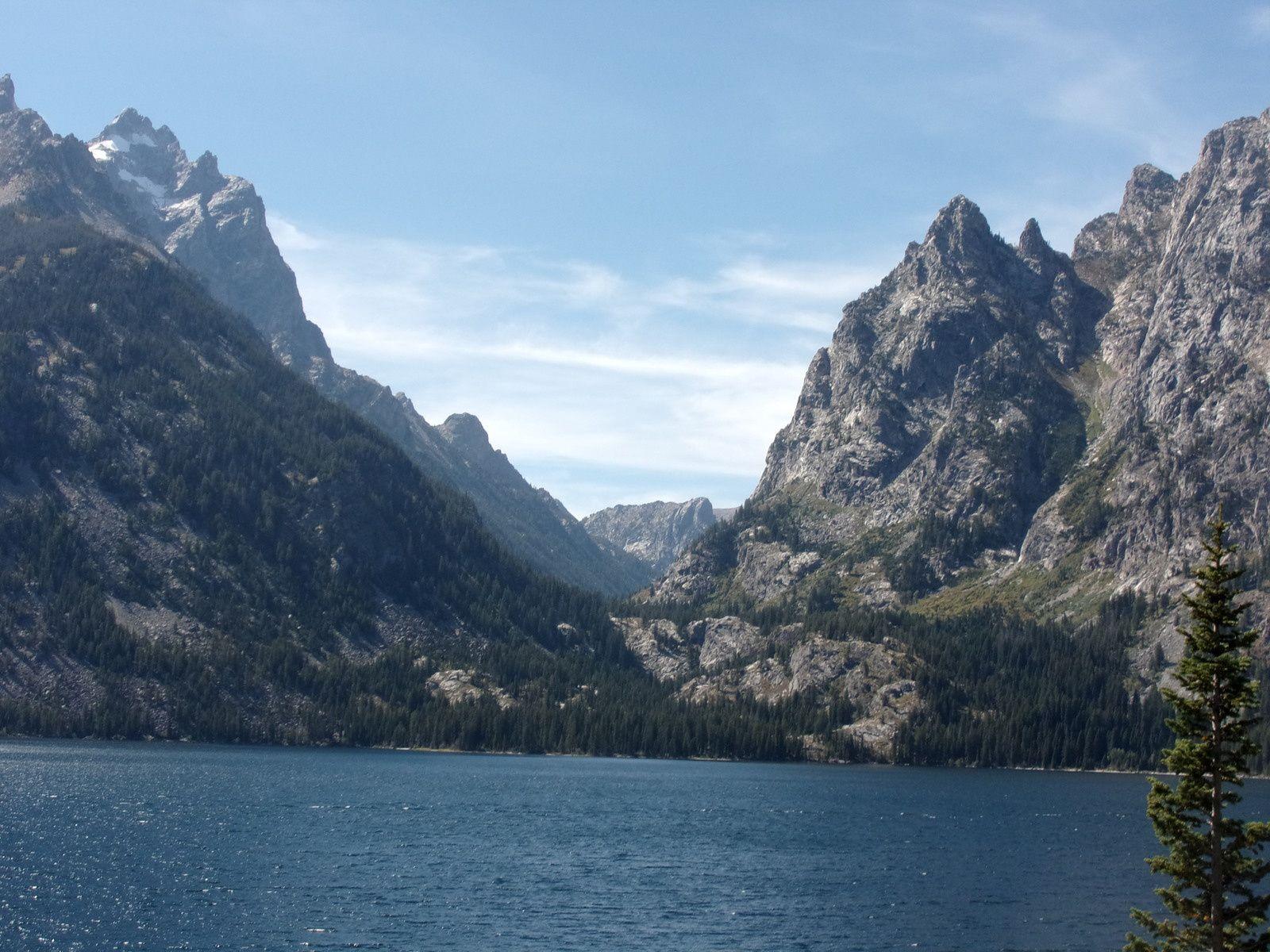 Voyage en Amérique… De Idaho Falls à Jackson Hole puis Grand Teton Park et retour à Idaho Falls