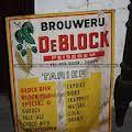 Brouwerij DE BLOCK (Brabant Flamand)