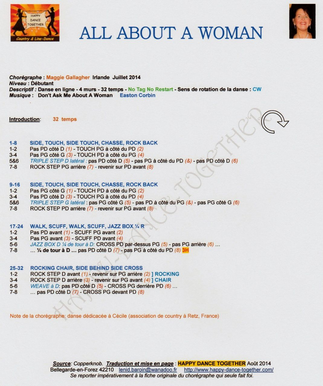 ALL ABOUT A WOMAN