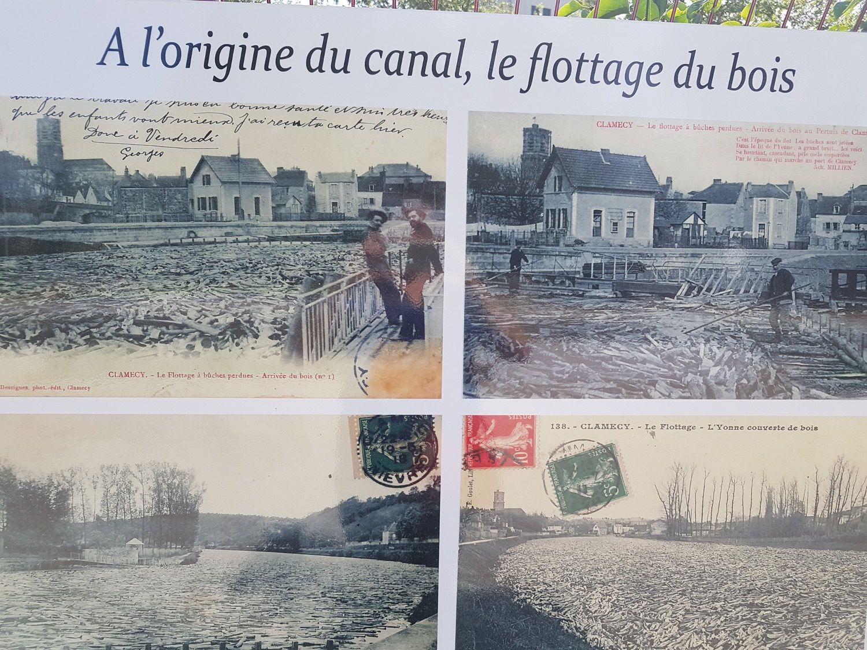 Histoire du canal
