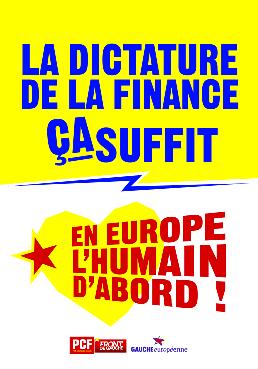 Pour y voir plus clair avant de voter, débat sur l'Europe mardi soir à la Plaine
