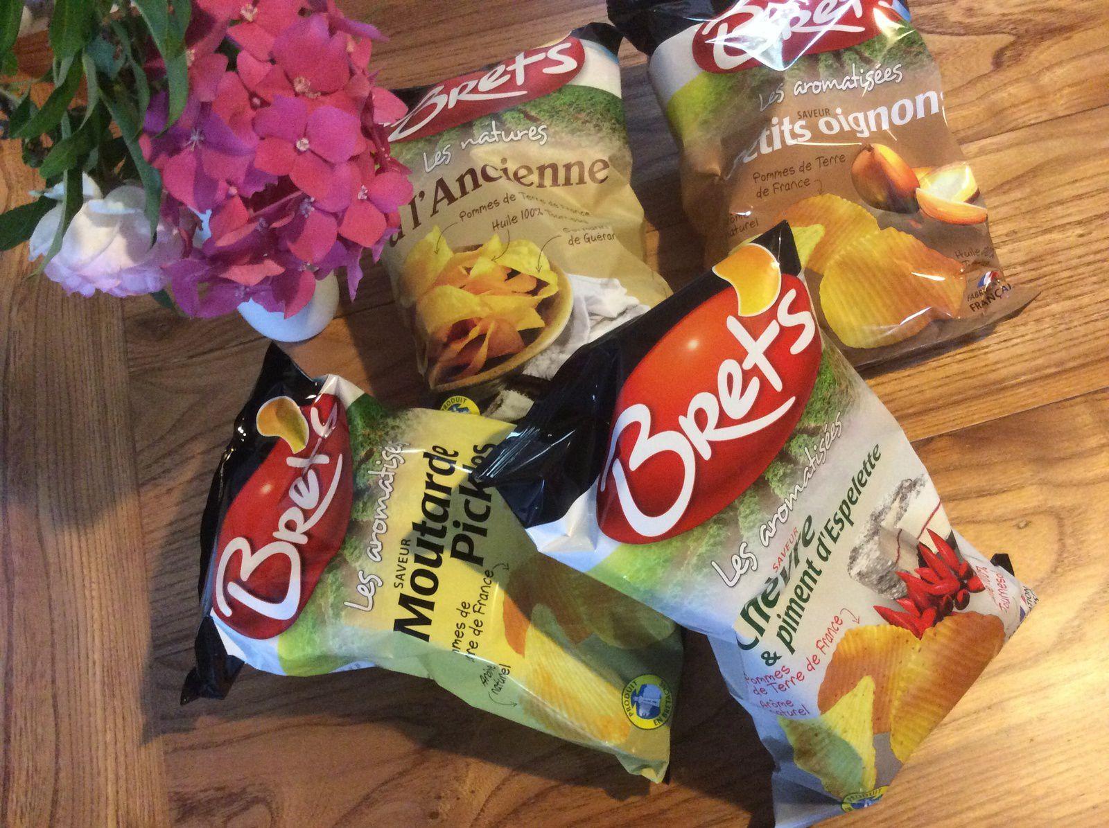 Les chips Bret´s