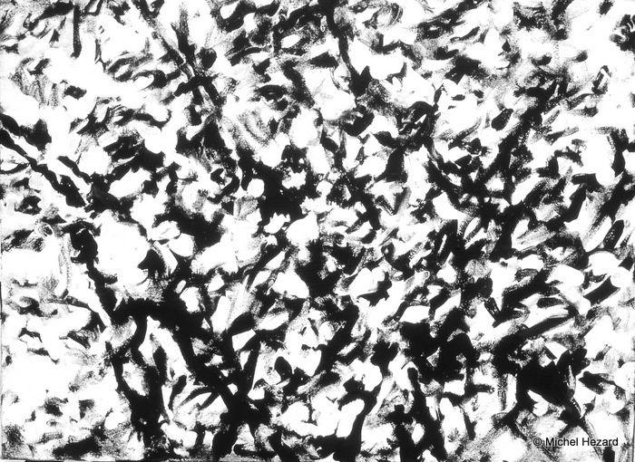 x PEINTURE - Acryliques sur toiles