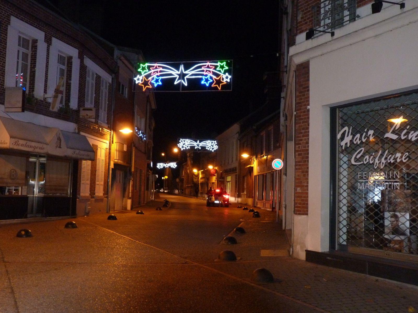 Illumination de la ville de HAM (80)  Somme