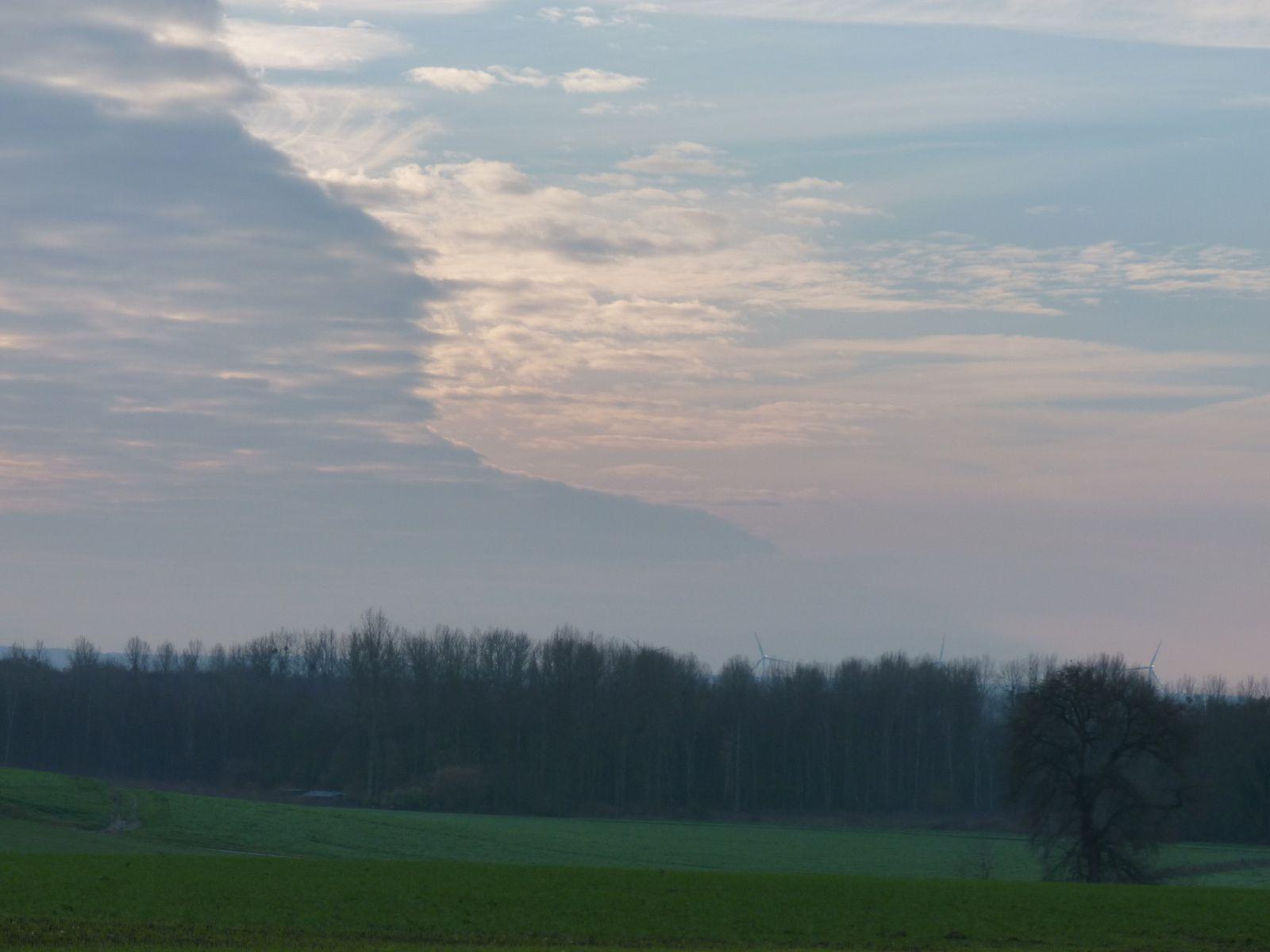 Photos prises sur la commune de Pithon (02) Aisne