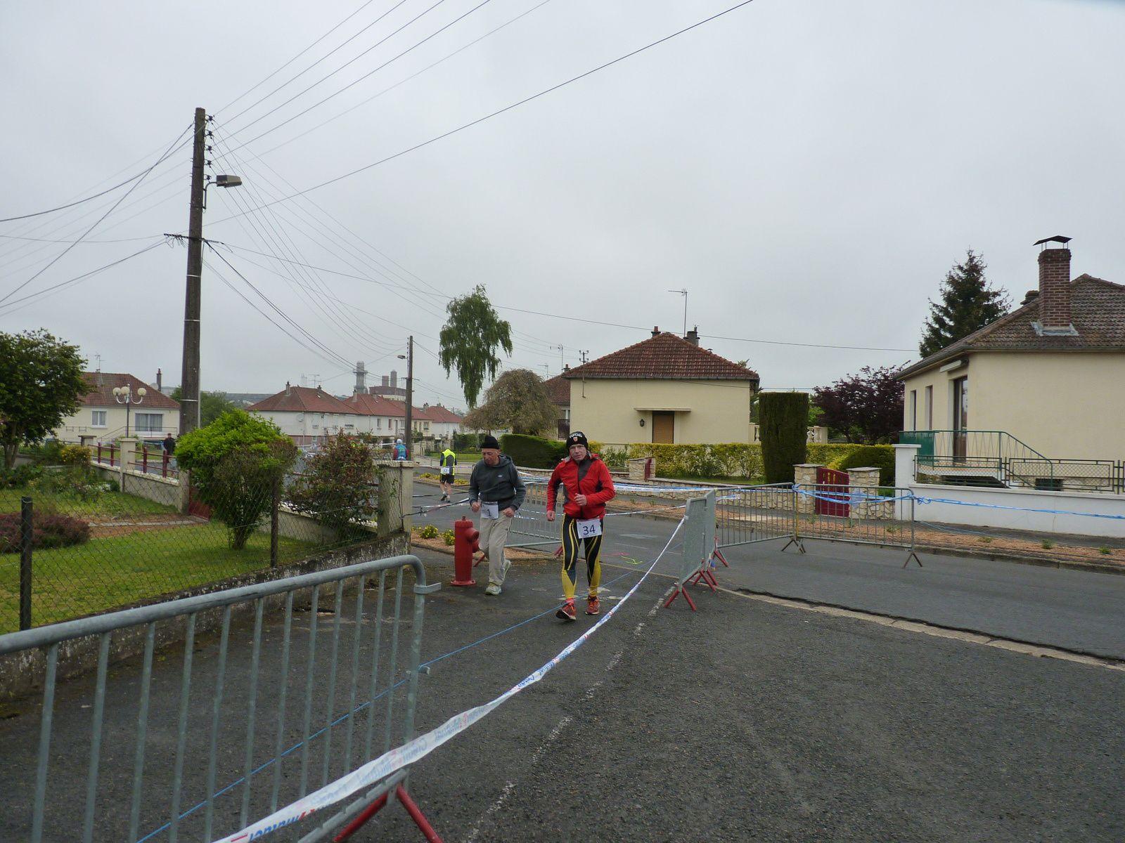 Courses pédestres