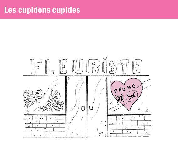 Dessins humour Saint-Valentin - Drims Carter