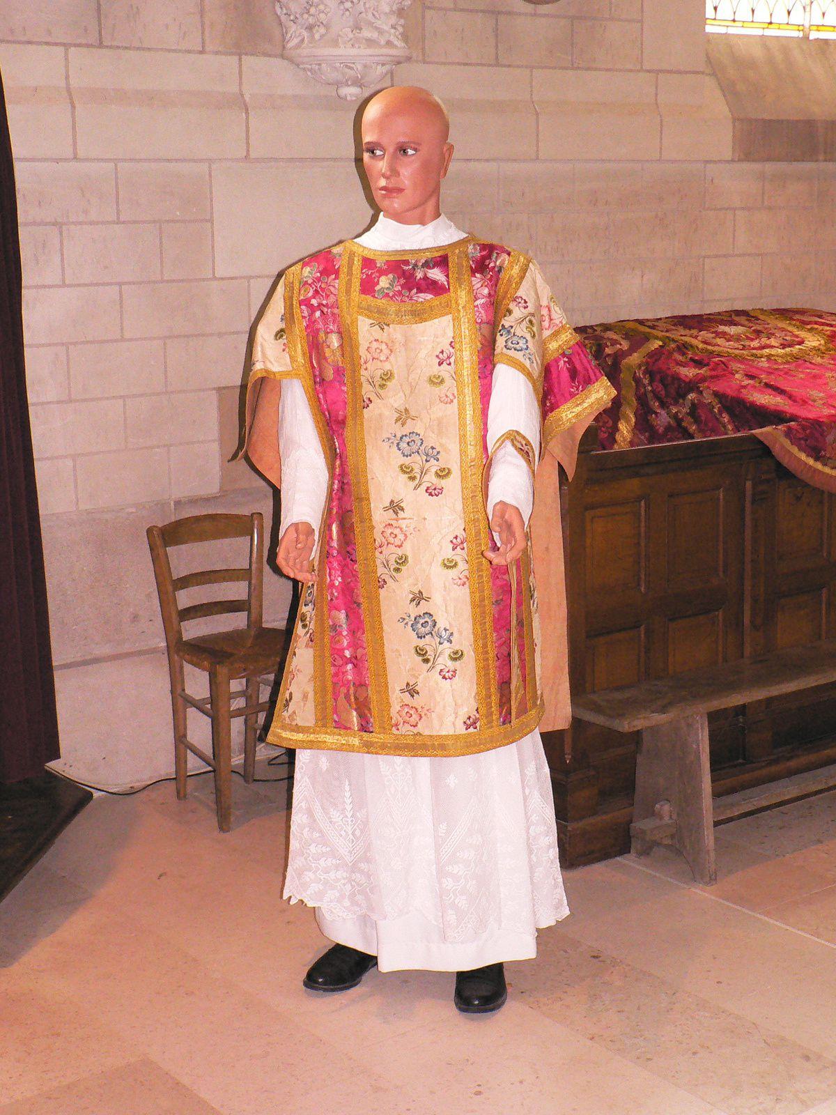 Les photos de l' exposition d'objets liturgiques à Chaumont le 14 juin 2014