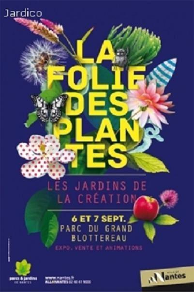 La folie des plantes de Nantes les 6 et 7 septembre 2014