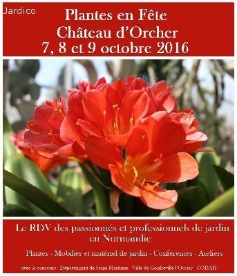 Fête des plantes en octobre de-ci delà en France et chez nos voisins jardiniers