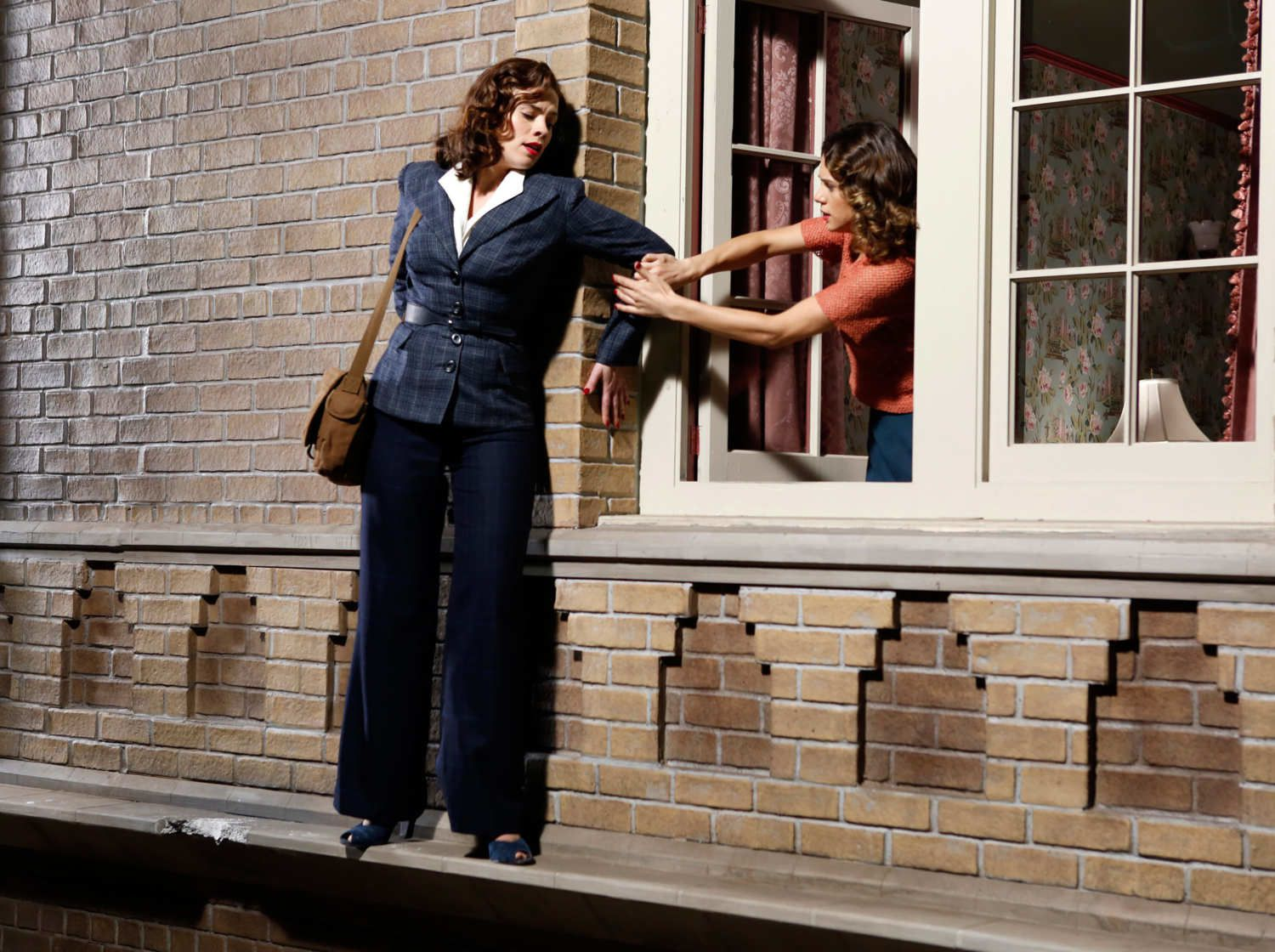 Agent Carter (Louis D'Esposito, Christopher Markus, Stephen McFeely, 2015)
