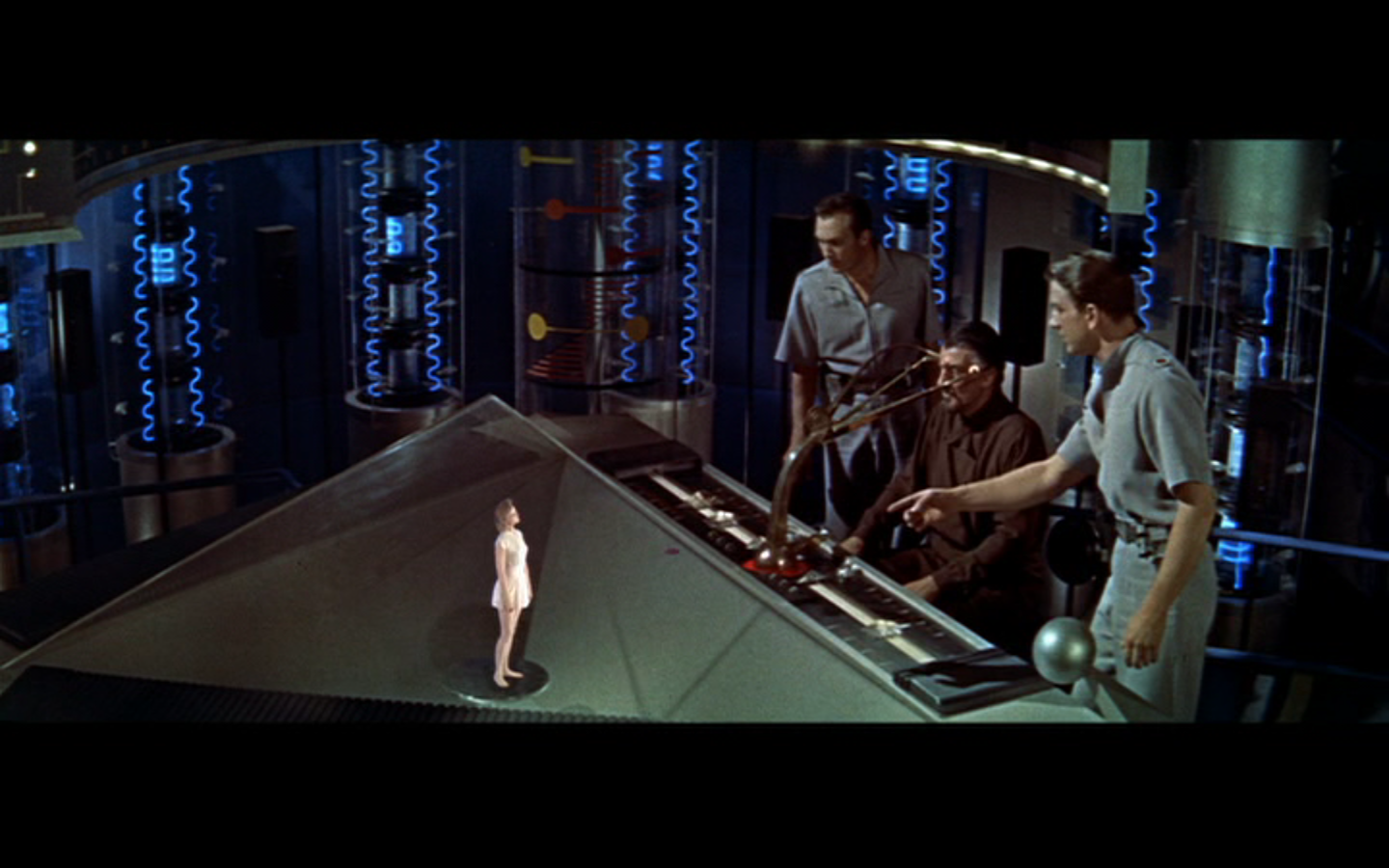 Forbidden planet (Fred McLeod Wilcox, 1956)