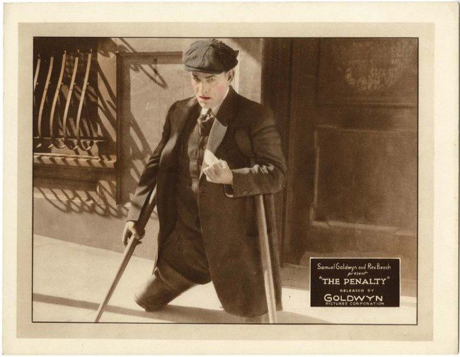 The penalty (Wallace Worsley, 1920)