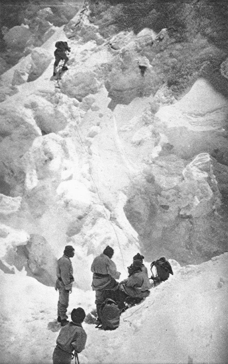 The epic of Everest (John Noel, 1924)