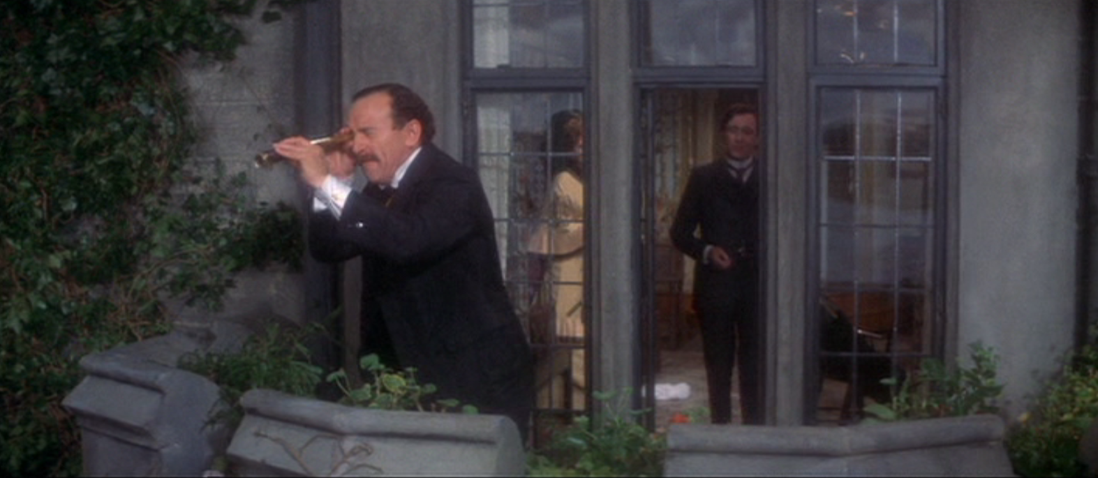 The private life of Sherlock Holmes (Billy Wilder, 1970)