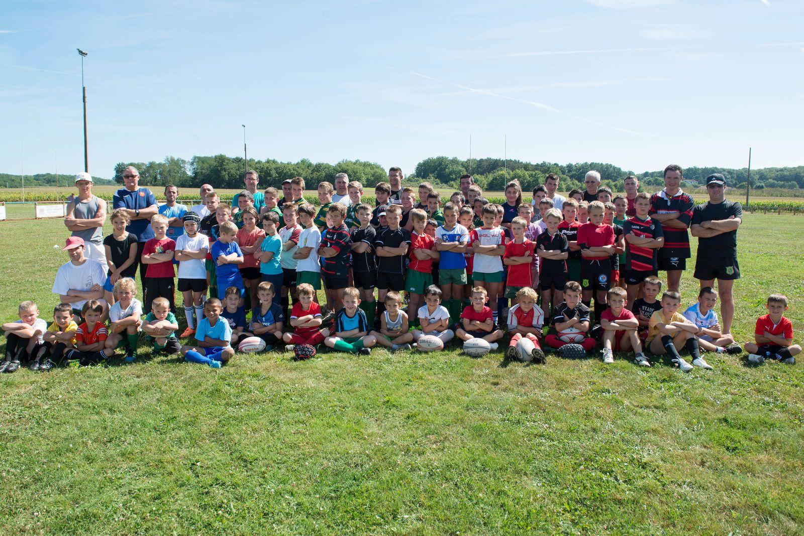 Rugby : Lot Lémance à Saint Vite