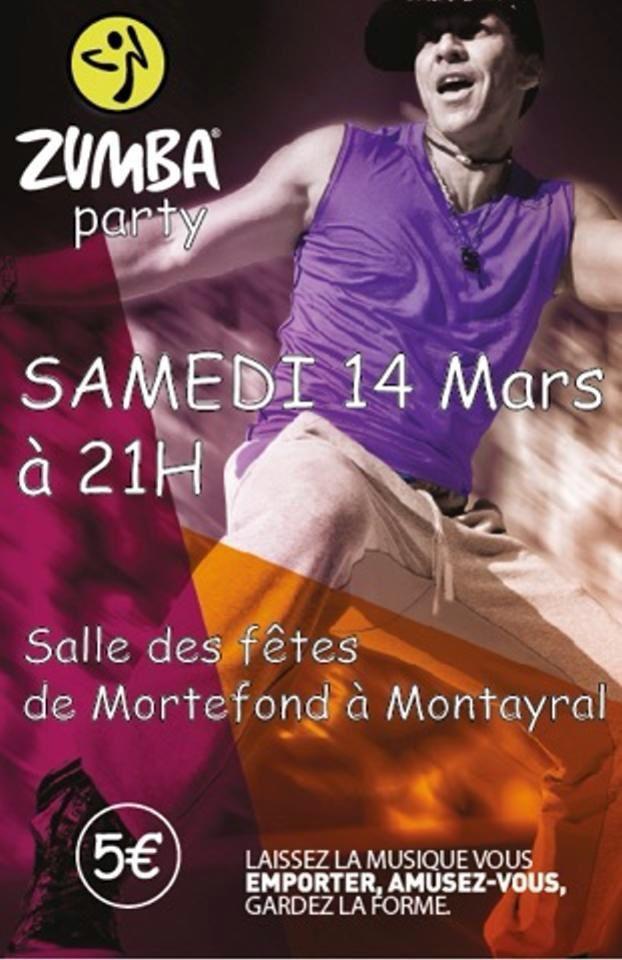 Fumélois : Zumba Party à Montayral