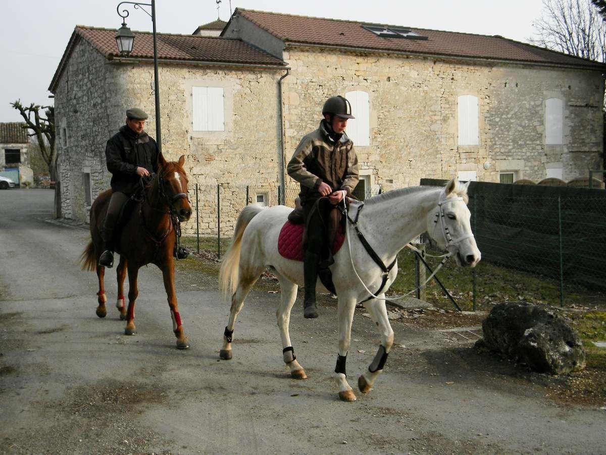 Tournonnais : Randonnées des Voies Romaines pour VSN
